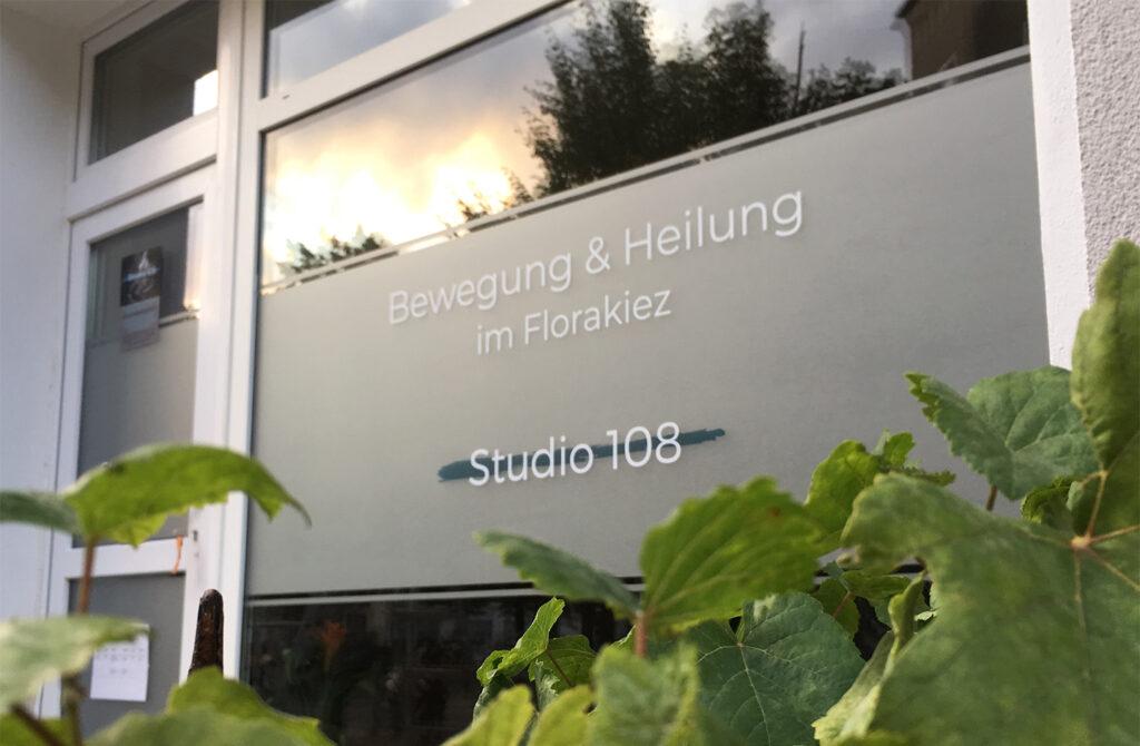 Studio 108 Außenfassade
