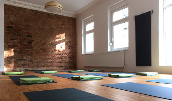 Yogaraum in Berlin Pankow